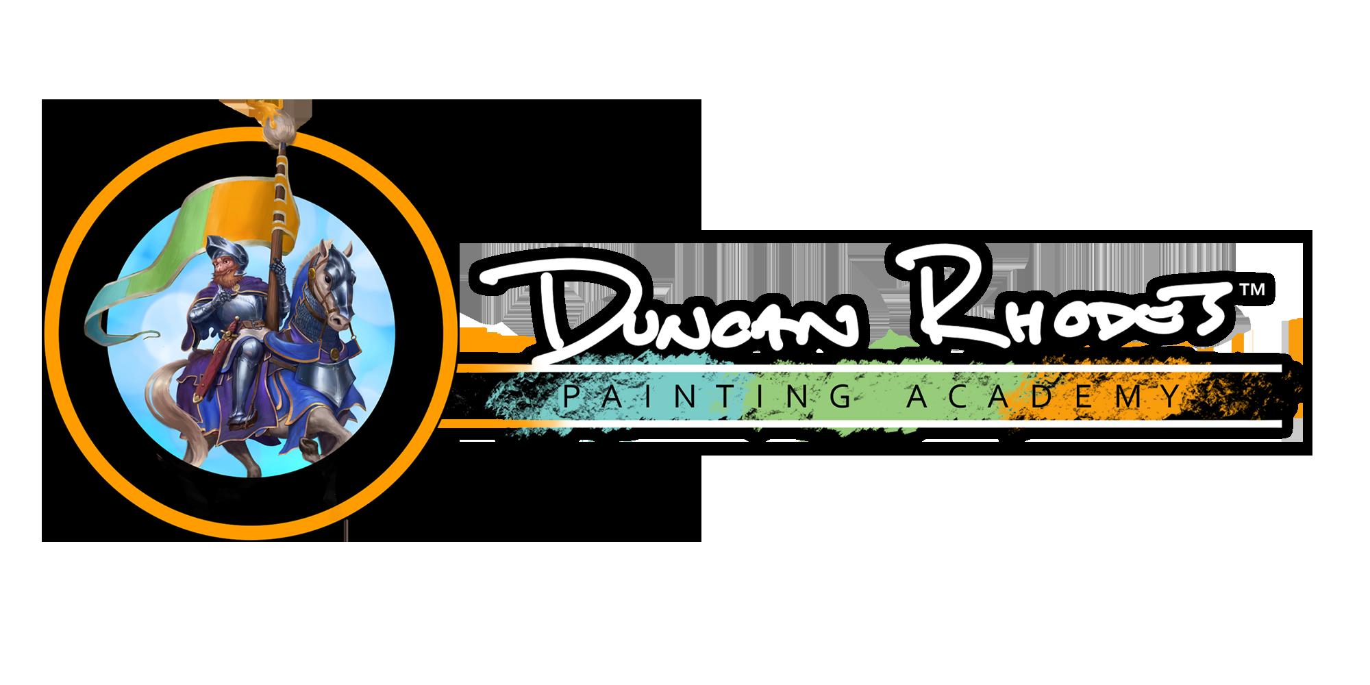 DR Academy Logo WHITE New Logo 2021